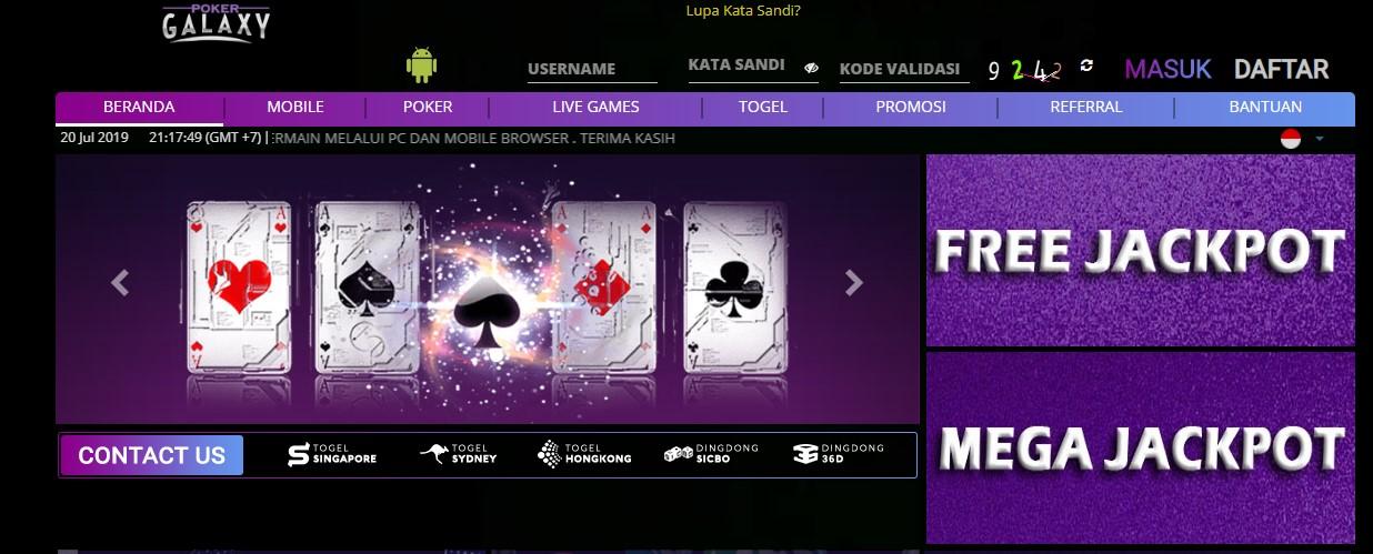 PROMO Pokergalaxy